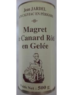 Magret de Canard Rôti en Gelée Jardel