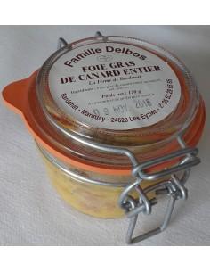 Foie Gras Entier de Canard Bardenat - Bocal 120 g - Vue 1