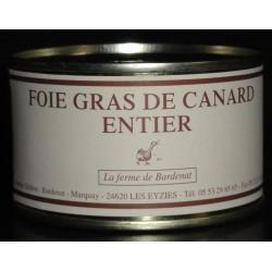 Foie Gras Entier de Canard - Boîte disponibles en plusieurs tailles