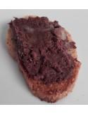 Boudin à Tartiner Aux Châtaignes 90 g - Vue 2 - Sur une tartine de pain de campagne grilléé tiède