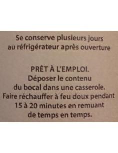 Canard Sauce Foie Gras 320 g - Les Mille Sources - Vue 3 - Conseils