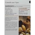 Spécialité Culinaire saveur cèpes - Vue 5 - Recette Cannelés aux Cèpes