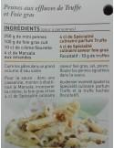 Spécialité culinaire saveur Truffes - Vue 5 - Pennes aux effluves de Truffe et Foie Gras