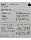 Spécialité culinaire saveur Truffes - Vue 9 - Velouté de camenbert à la Truffe