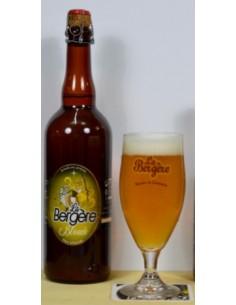 Bière Blonde La Bergère 75 cl - Vue 1