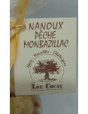 Nanoux Pêche Montbazillac - Lou Cocal - Vue 3 - Etiquette