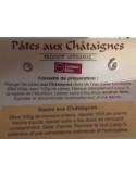 Pâtes aux Châtaignes Tuttipasta - Vue 3