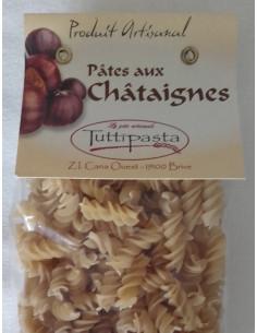 Pâtes aux Châtaignes Tuttipasta - Vue 1