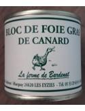 Bloc de Foie Gras de Canard en Boîte - Ferme de Bardenat