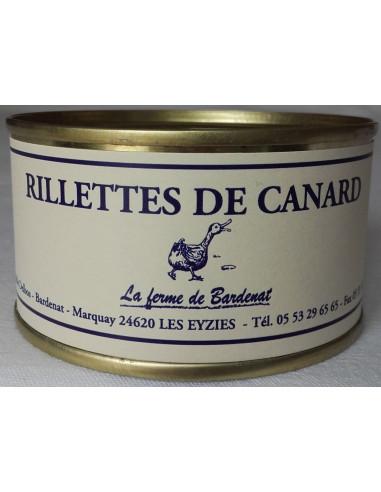 Rillettes de Canard Bardenat - Vue 5 - Sur une tranche de pain de campagne