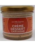 Crème Dessert à la Châtaigne 80 g - vue 1