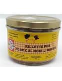 Rillette Pur Porc Cul noir du Limousin - Gilles et Julie - Vue 1