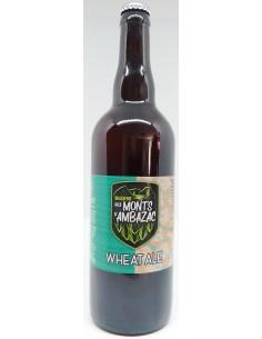 Bière Wheat Ale 75cl - Brasserie des Monts d'Ambazac - Vue 1