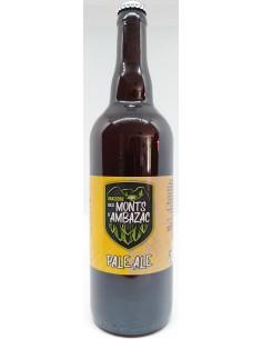 Bière Pale Ale 75 cl - Brasserie des Monts d'Ambazac - Vue 1