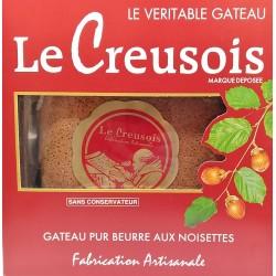 Le Véritable Gâteau Le Creusois 320 g - Villechalane Sionneau - Vue 1