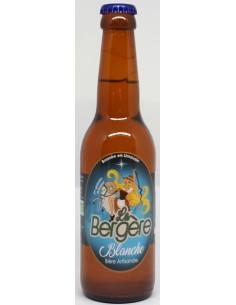 Bière Blanche BIO La Bergère 33 cl - Vue 1