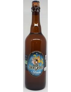 Bière Blanche BIO La Bergère 75 cl - Vue 1