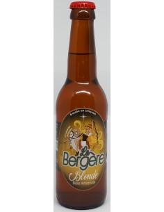 Bière Blonde BIO La Bergère - 33 cl - Vue 1