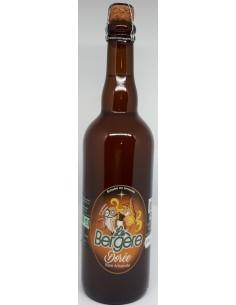 Bière La Dorée BIO La Bergère - 75 cl - Vue 1