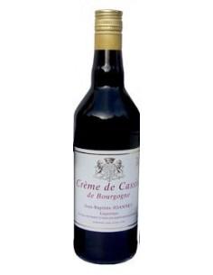 Crème de Cassis 16% 70 cl - Jean Baptiste JOANNET - Vue 1